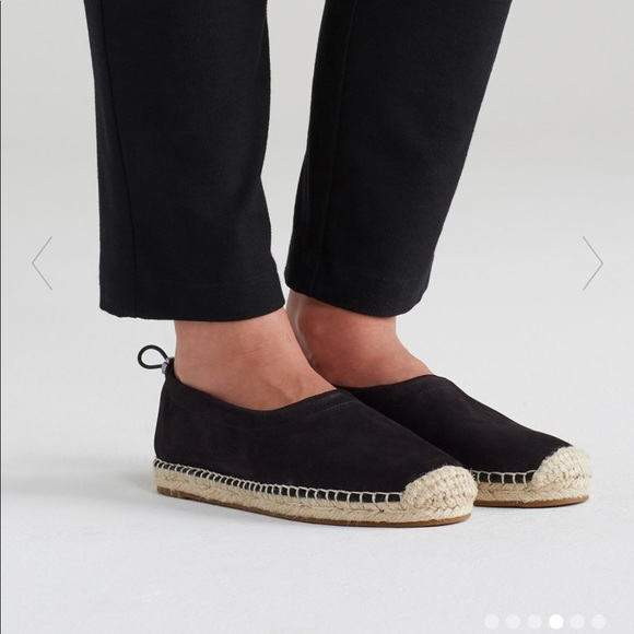 a9529c52e Eileen Fisher Shoes - Eileen Fisher Black Bali Espadrilles